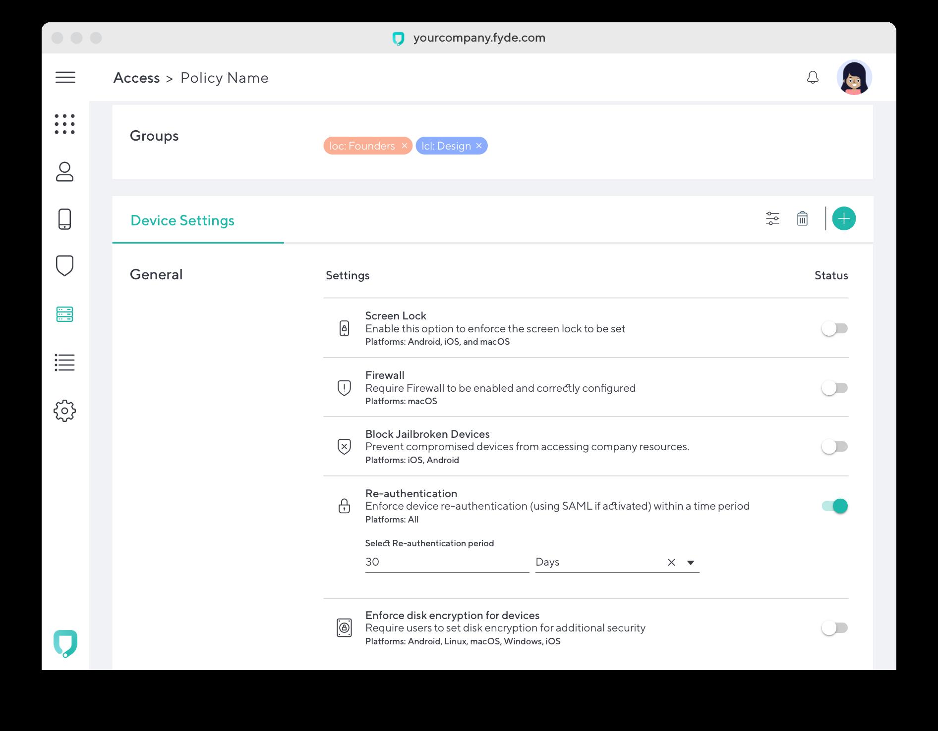 Fyde for Github Enterprise | Use Cases | Fyde